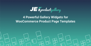 Jet Product Gallery pour Elementor