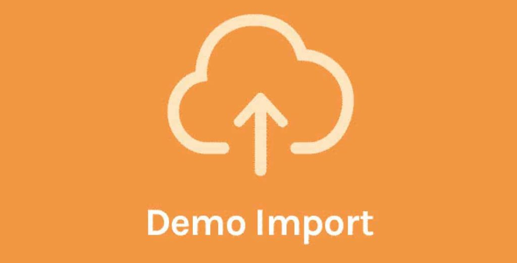 OceanWP Demo Import pour Elementor